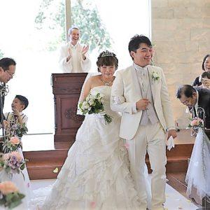 【ファミリー結婚式】素敵なリングボーイ君♡