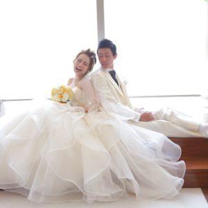 【チャペル貸し切り撮影】結婚式体験型ブライダルフォト♡