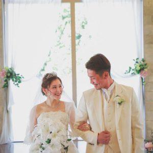 【ブライダルフォト】マリッジストーリーで結婚式風に☆