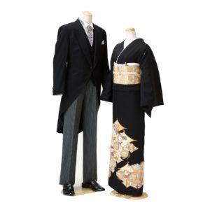 【衣装レンタル】ご両親衣装割引