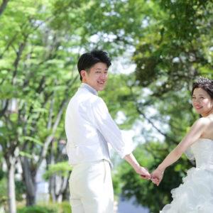 ♥2人だけの結婚式プレゼント♥
