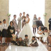【撮影】家族も衣装を着て写真を撮ろう!