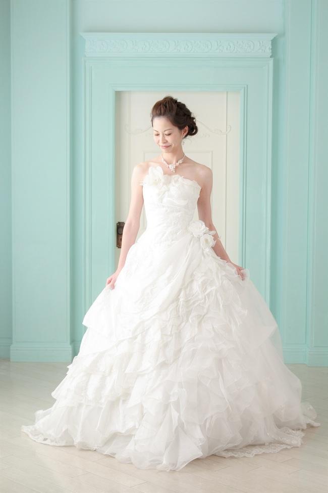 N【1119】シンプル×ドレス