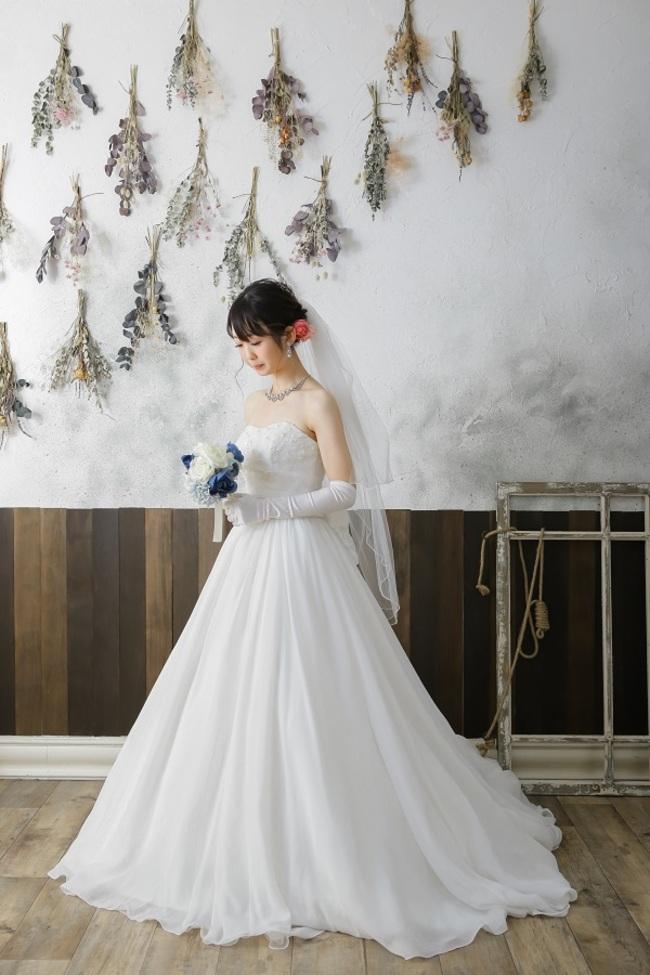 N【1302】ナチュラル×ドレス
